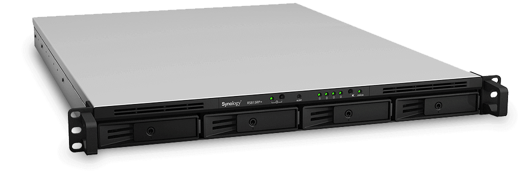 Synology RS815+